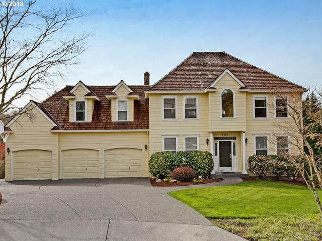 2016 NW Langley Ct, Portland, OR 97229 (MLS #18652309) :: Hatch Homes Group