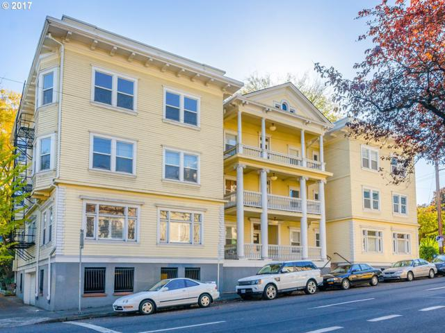 1810 NW Everett St #203, Portland, OR 97209 (MLS #18653556) :: Next Home Realty Connection