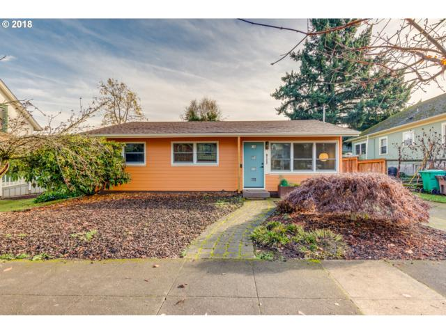 9122 N Oswego Ave, Portland, OR 97203 (MLS #18654446) :: Townsend Jarvis Group Real Estate