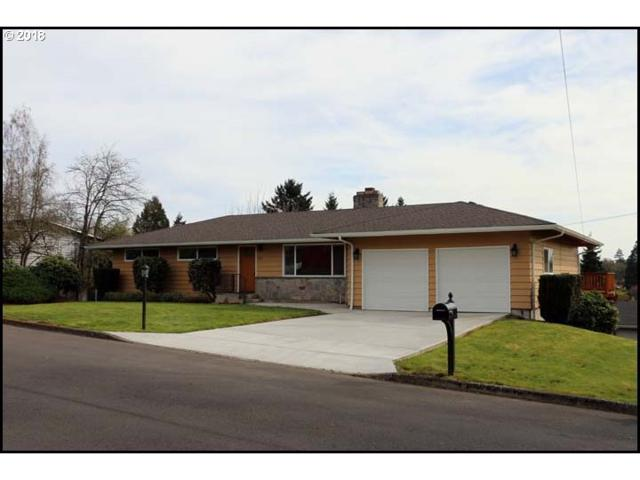 717 NW 77TH St, Vancouver, WA 98665 (MLS #18654855) :: Next Home Realty Connection