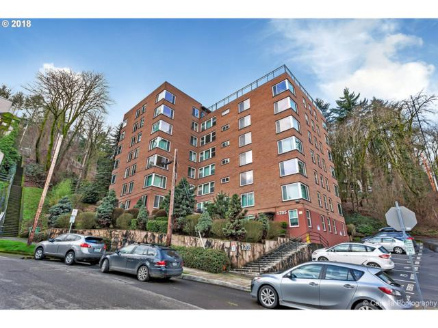 1205 SW Cardinell Dr #607, Portland, OR 97201 (MLS #18654877) :: Next Home Realty Connection