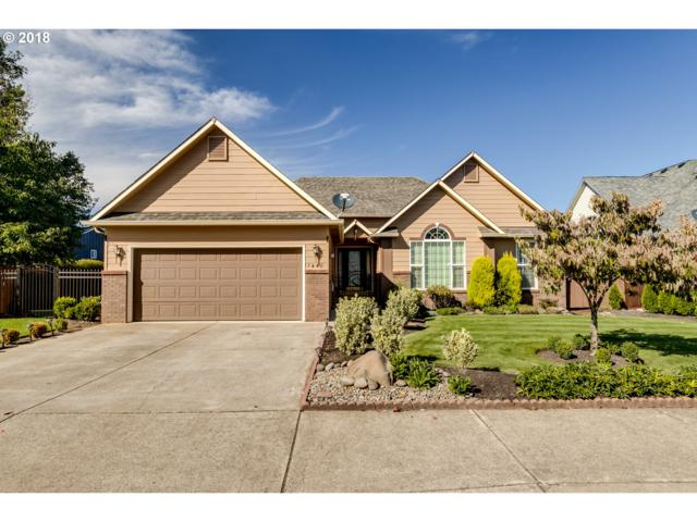 1440 Village Dr, Creswell, OR 97426 (MLS #18656201) :: R&R Properties of Eugene LLC