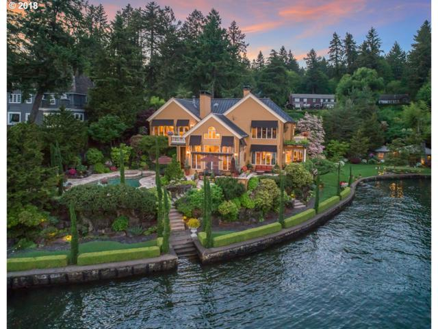 1226 Northshore Rd, Lake Oswego, OR 97034 (MLS #18656416) :: Next Home Realty Connection