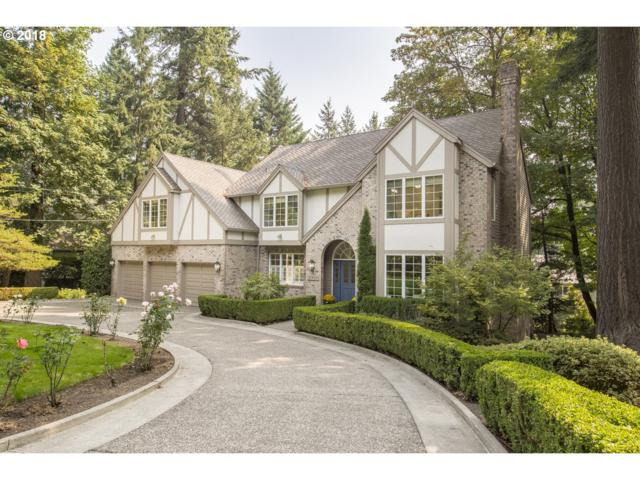 843 SW Palatine Hill Rd, Portland, OR 97219 (MLS #18657729) :: The Dale Chumbley Group