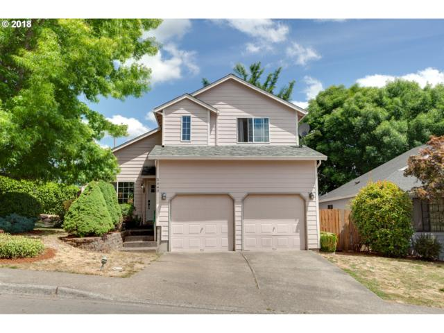 5440 NW 180TH Pl, Portland, OR 97229 (MLS #18657736) :: Hatch Homes Group