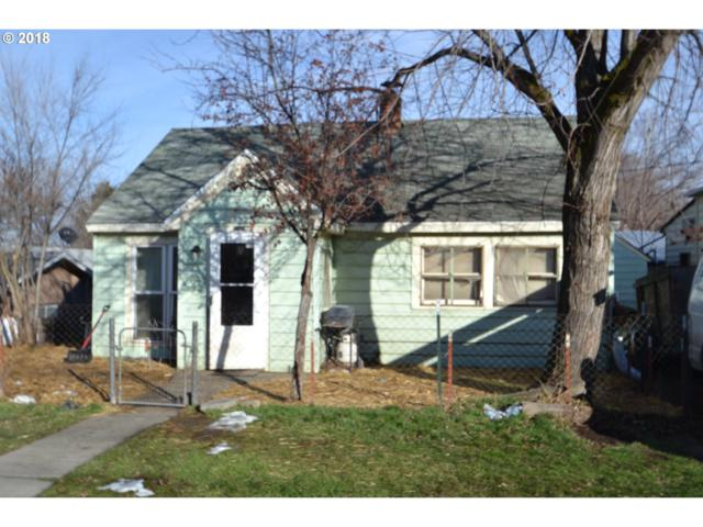 708 SW 15TH St, Pendleton, OR 97801 (MLS #18658168) :: SellPDX.com