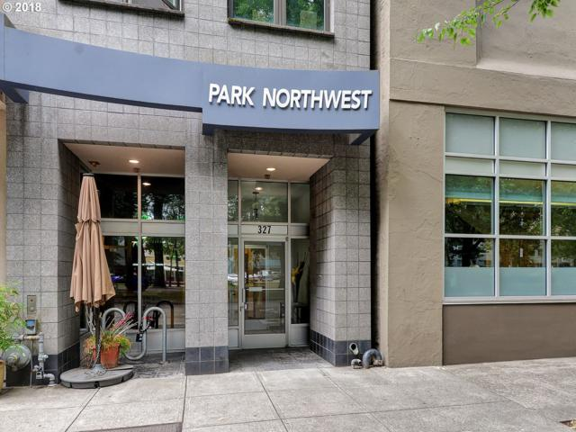 327 NW Park Ave Phw, Portland, OR 97209 (MLS #18658689) :: Next Home Realty Connection