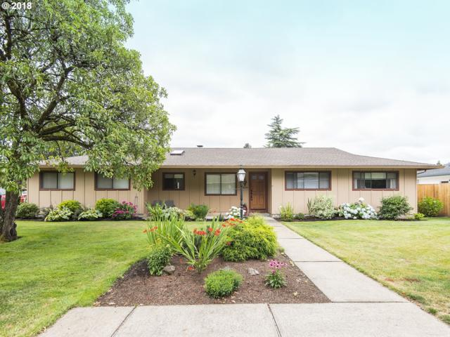 18230 SW Jaylee St, Beaverton, OR 97078 (MLS #18659836) :: The Sadle Home Selling Team