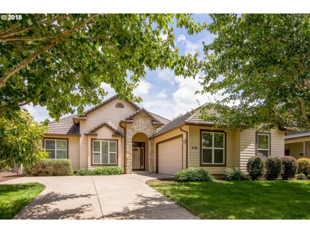 418 Pebble Beach Dr, Creswell, OR 97426 (MLS #18660525) :: Song Real Estate