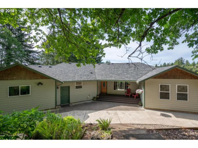 291 SE Back Bay Dr, Newport, OR 97365 (MLS #18660567) :: Fox Real Estate Group