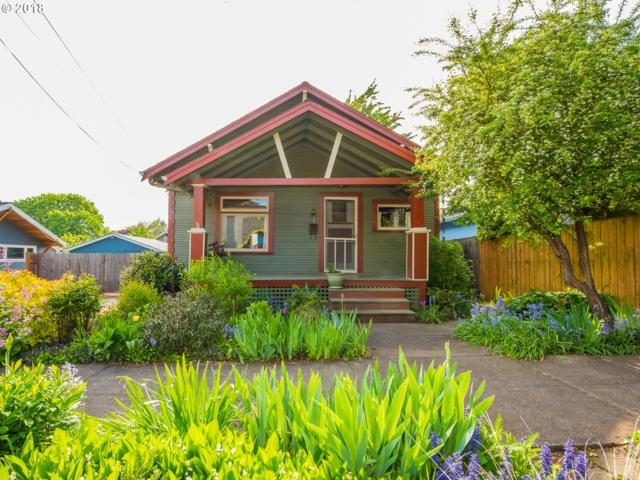 9212 N Tyler Ave, Portland, OR 97203 (MLS #18660649) :: Team Zebrowski
