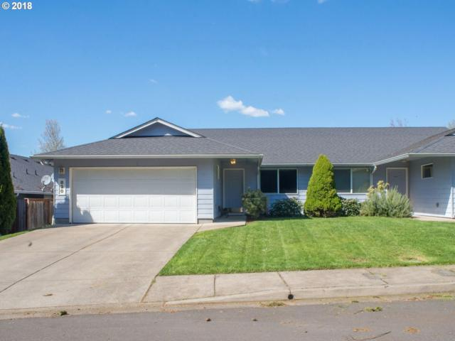 830 Benjamin Ave, Cottage Grove, OR 97424 (MLS #18661536) :: The Lynne Gately Team