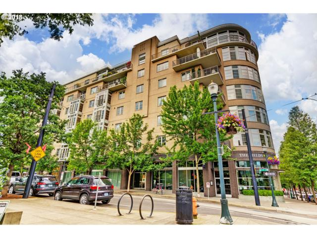 1133 NW 11th Ave #515, Portland, OR 97209 (MLS #18662353) :: The Liu Group