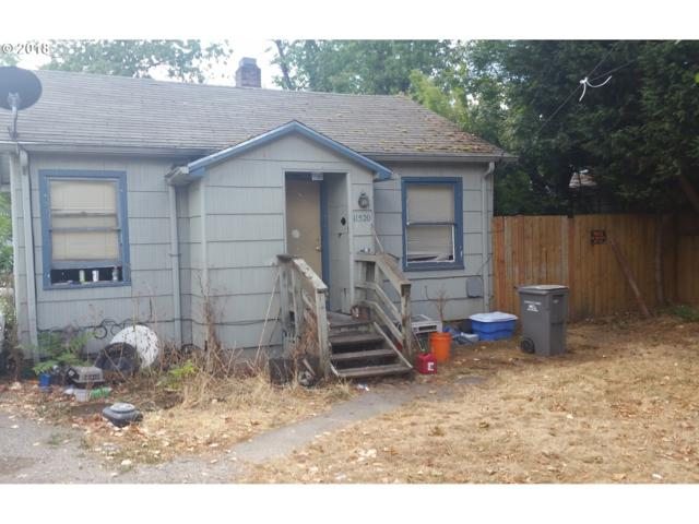 11520 SE Harold St, Portland, OR 97266 (MLS #18662614) :: TLK Group Properties