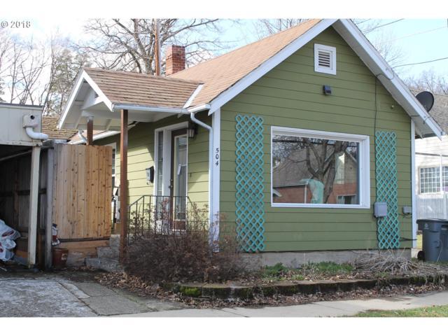 504 Washington Ave, La Grande, OR 97850 (MLS #18663479) :: Cano Real Estate