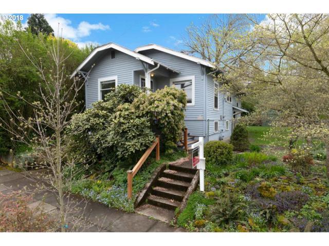 5558 SE Oak St, Portland, OR 97215 (MLS #18663636) :: Hatch Homes Group
