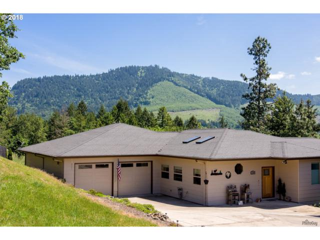 160 Wetleau Dr, Lowell, OR 97452 (MLS #18663944) :: Song Real Estate