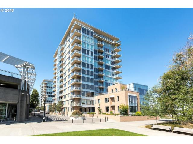 1920 SW River Dr #901, Portland, OR 97201 (MLS #18664433) :: R&R Properties of Eugene LLC
