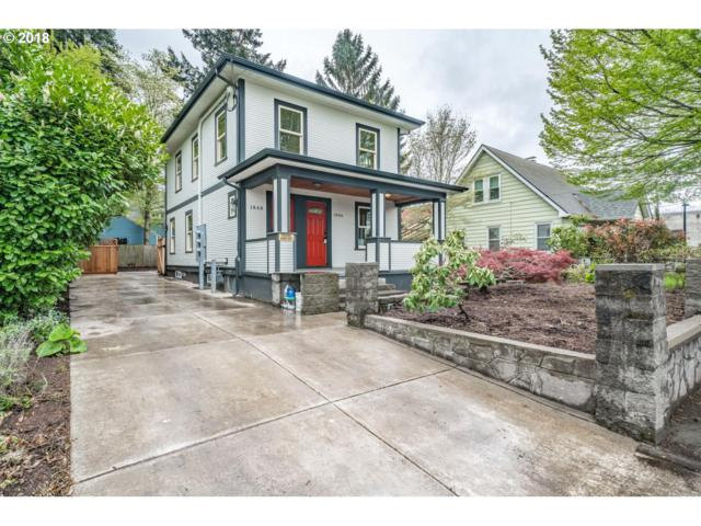 1846 N Mcclellan St, Portland, OR 97217 (MLS #18664573) :: Next Home Realty Connection