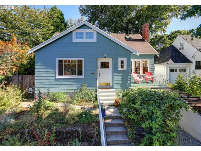 3630 SE 37TH Ave, Portland, OR 97202 (MLS #18665047) :: Hatch Homes Group