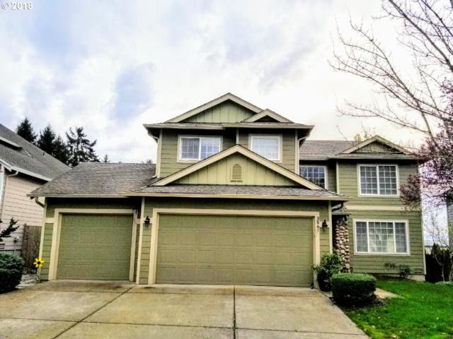 3541 NW Endicott St, Camas, WA 98607 (MLS #18665811) :: The Dale Chumbley Group