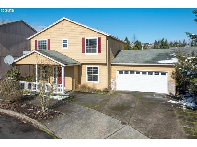 15051 SE Sieben Creek Dr, Clackamas, OR 97015 (MLS #18665843) :: Matin Real Estate