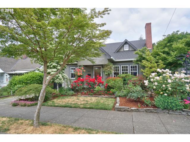 3827 SE Cora St, Portland, OR 97202 (MLS #18665967) :: Hatch Homes Group