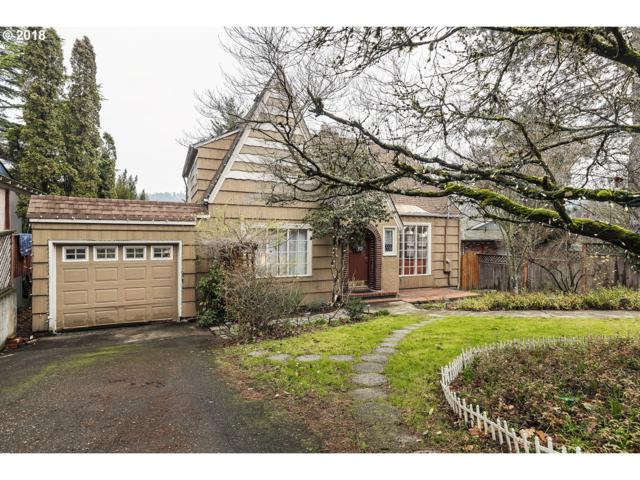 4637 SW Martha St, Portland, OR 97221 (MLS #18667617) :: Next Home Realty Connection
