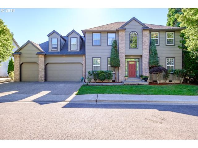14568 NW Weible Way, Beaverton, OR 97006 (MLS #18668594) :: Realty Edge