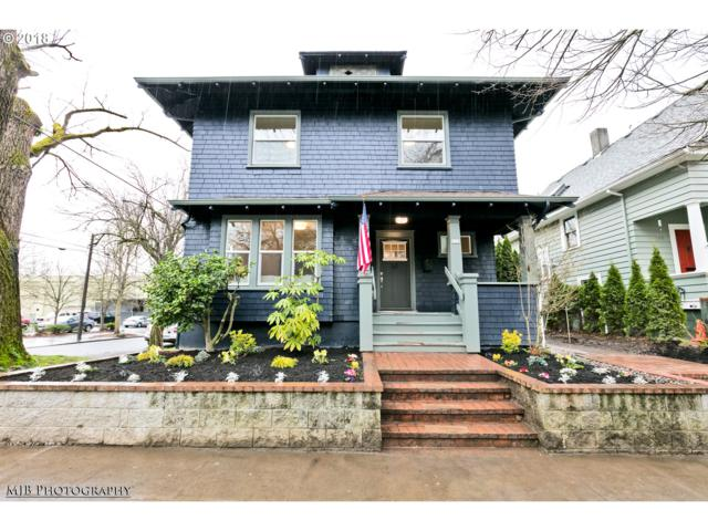 103 NE 29TH Ave, Portland, OR 97232 (MLS #18670366) :: Next Home Realty Connection