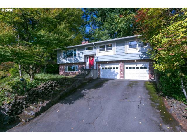 964 SW Westwood Dr, Portland, OR 97239 (MLS #18671440) :: McKillion Real Estate Group