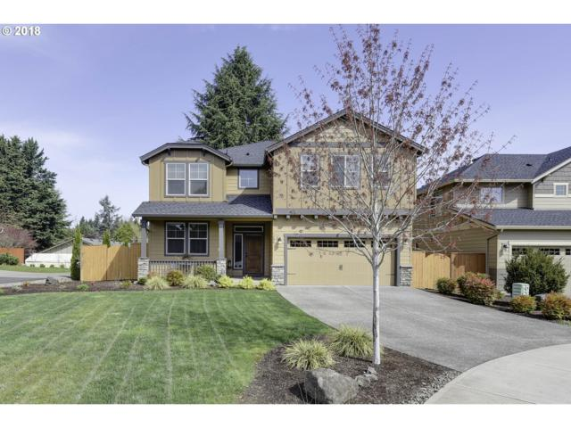1204 NW 107TH Cir, Vancouver, WA 98685 (MLS #18672514) :: Next Home Realty Connection
