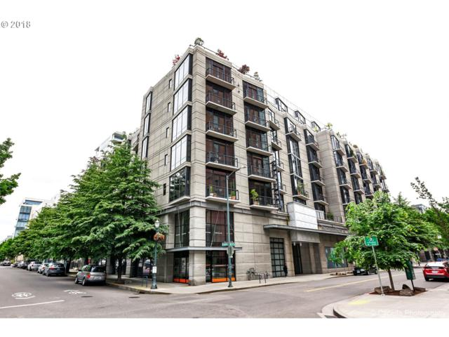 1030 NW 12TH Ave #106, Portland, OR 97209 (MLS #18672589) :: The Sadle Home Selling Team