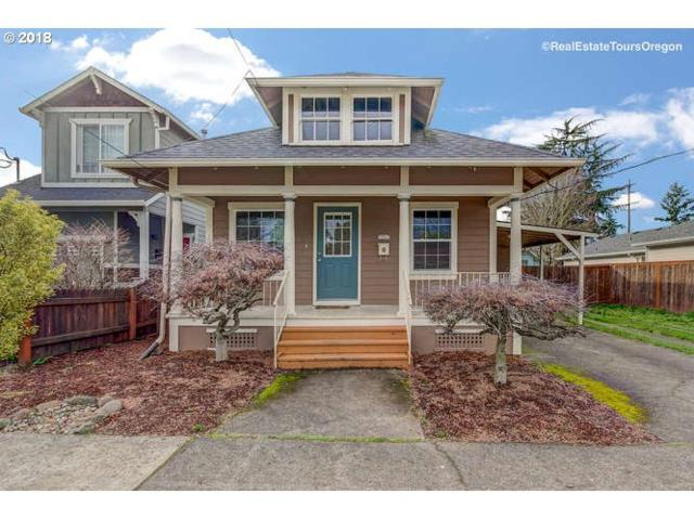7967 N Courtenay Ave, Portland, OR 97203 (MLS #18672914) :: Next Home Realty Connection