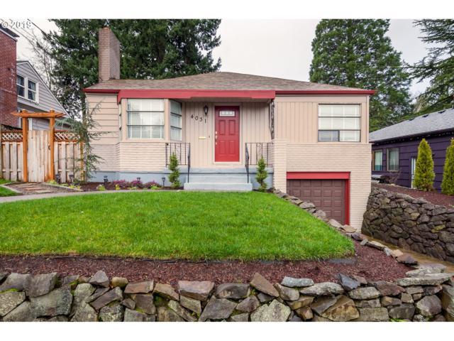 4031 NE 78TH Ave, Portland, OR 97213 (MLS #18673010) :: McKillion Real Estate Group