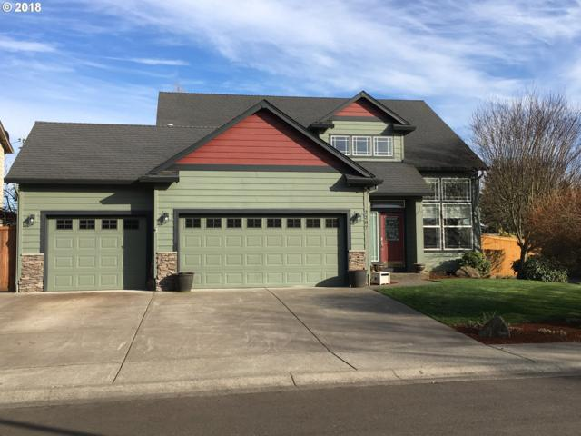 2207 NE 177TH Ave, Vancouver, WA 98684 (MLS #18674012) :: The Dale Chumbley Group