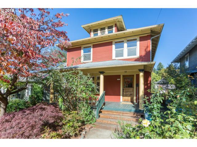 2331 SE Yamhill St, Portland, OR 97214 (MLS #18674387) :: Hatch Homes Group