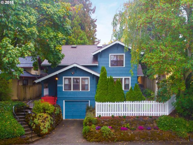 1822 NE 47TH Ave, Portland, OR 97213 (MLS #18675846) :: Townsend Jarvis Group Real Estate