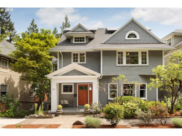 3431 NW Thurman St, Portland, OR 97210 (MLS #18676161) :: Keller Williams Realty Umpqua Valley