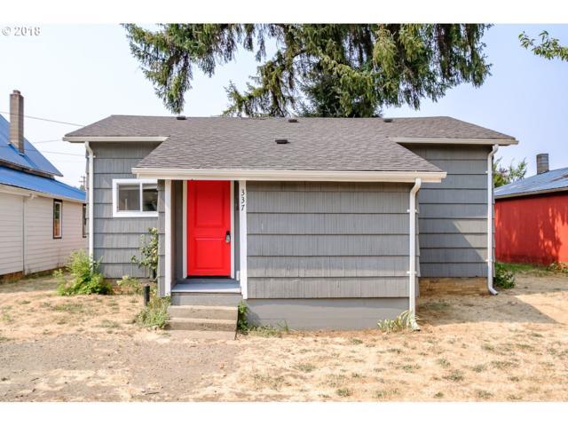 337 NE D St, Willamina, OR 97396 (MLS #18676586) :: Song Real Estate