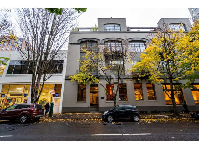 1011 NW Glisan St #303, Portland, OR 97209 (MLS #18676854) :: Matin Real Estate