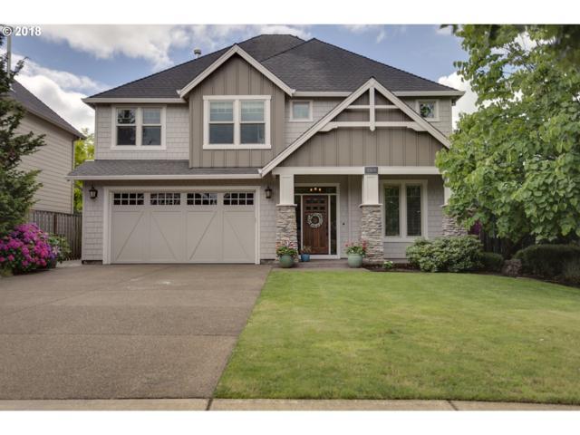 7908 SW Rockbridge St, Wilsonville, OR 97070 (MLS #18678960) :: Beltran Properties at Keller Williams Portland Premiere