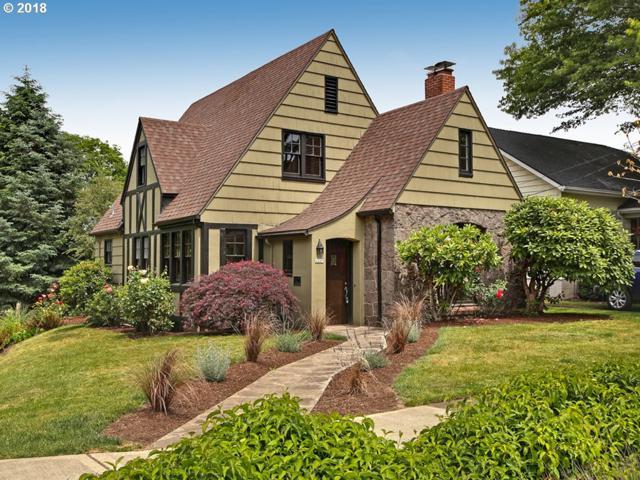 4209 NE Laurelhurst Pl, Portland, OR 97213 (MLS #18679369) :: The Sadle Home Selling Team