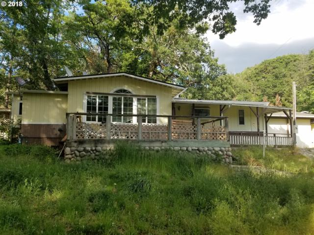 3111 Galls Cr Rd, Gold Hill, OR 97525 (MLS #18679873) :: Song Real Estate