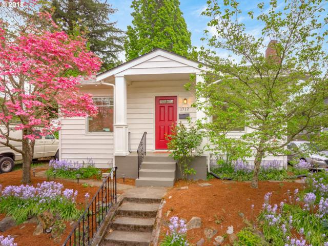 1712 SE 46TH Ave, Portland, OR 97215 (MLS #18680336) :: Change Realty