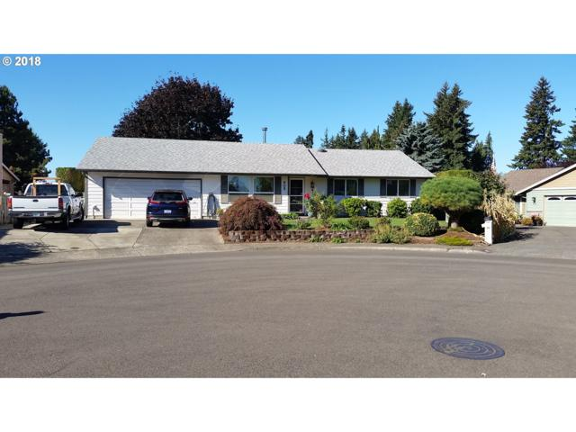 905 S Fir Ct, Canby, OR 97013 (MLS #18681940) :: Fox Real Estate Group