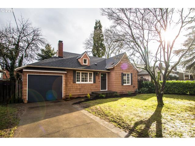 5806 SE 22ND Ave, Portland, OR 97202 (MLS #18682015) :: Next Home Realty Connection