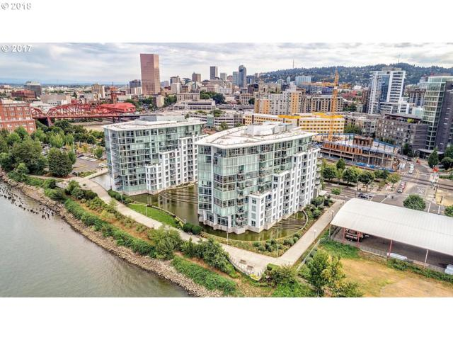 1260 NW Naito Pkwy #607, Portland, OR 97209 (MLS #18682221) :: Next Home Realty Connection