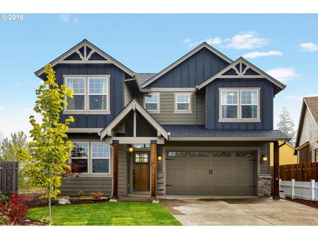 136 NE Megan Dr, Estacada, OR 97023 (MLS #18682423) :: Matin Real Estate