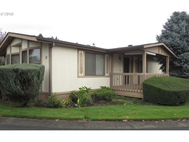5701 NE St Johns Rd #51, Vancouver, WA 98661 (MLS #18683236) :: Hatch Homes Group